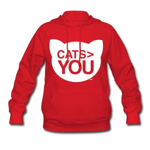 Cats  You - Women's Hoodie