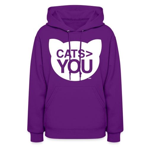 Cats  You - Women's Hoodie