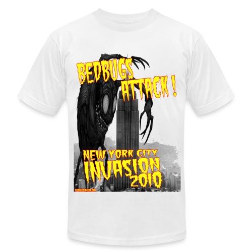 Bed bugs - Men's Fine Jersey T-Shirt