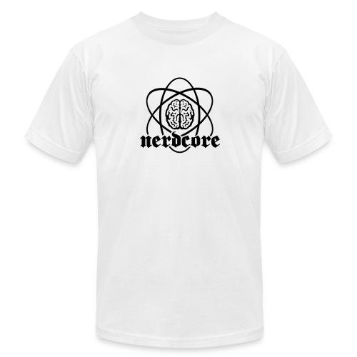 nerdcore - Men's Fine Jersey T-Shirt