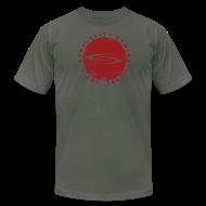 T-Shirts ~ Men's T-Shirt by American Apparel ~ coL Retro T-Shirt #2