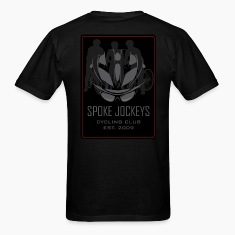 Spoke Jockeys Black shirt