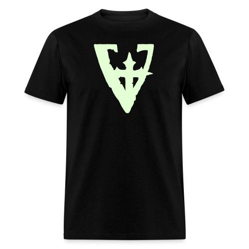 Glow V Tee - Men's T-Shirt