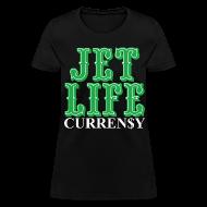 Women's T-Shirts ~ Women's T-Shirt ~ Jet Life Women's Tee