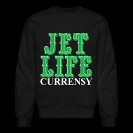 Long Sleeve Shirts ~ Crewneck Sweatshirt ~ Jet Life Crewneck