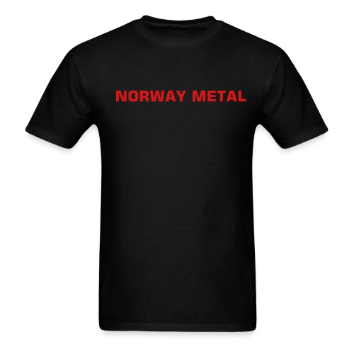 Norway Metal Tee - Men's T-Shirt