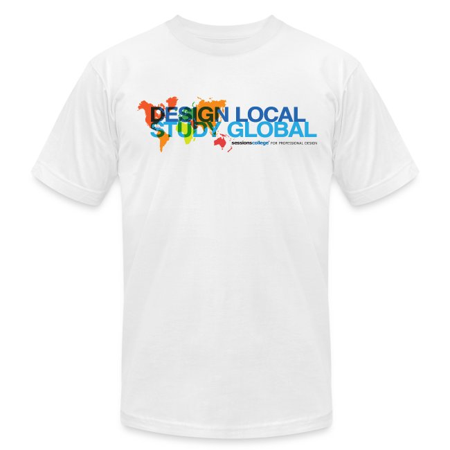 Sessions College Design Local Study Global Men S T Shirt
