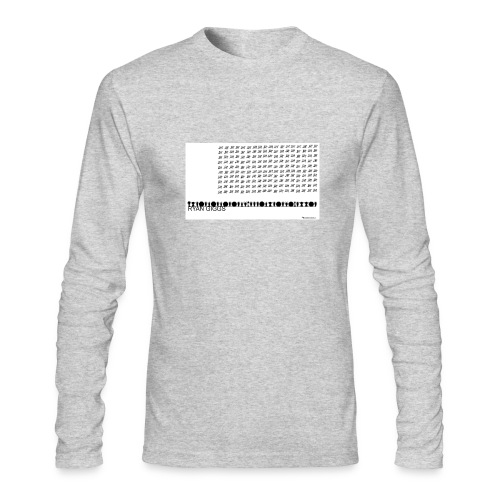 900 games 1 club - Men's Long Sleeve T-Shirt by Next Level