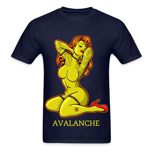 Pinup - Men's T-Shirt