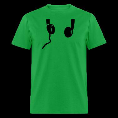 Headphones T-Shirts