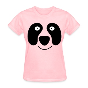 Panda Face women - Women's T-Shirt