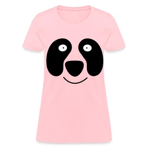 Panda Face women - Women's T-Shirt