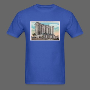 Michigan Central Station - Men's T-Shirt