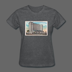 Michigan Central Station - Women's T-Shirt