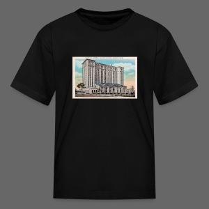 Michigan Central Station - Kids' T-Shirt