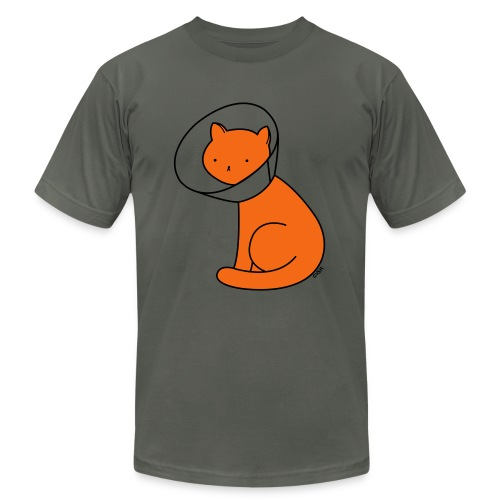 Cone of Shame - Men's  Jersey T-Shirt