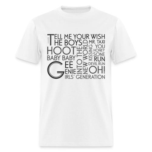 GG Title Track - Men's T-Shirt