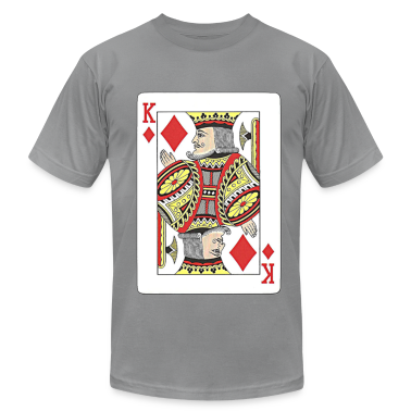 King of diamonds. T-Shirts