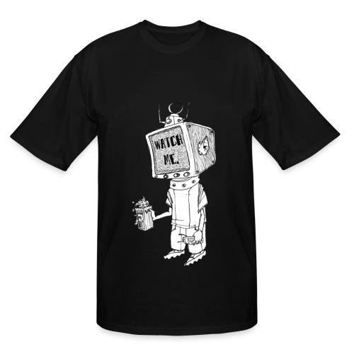 RobboT - Men's Tall T-Shirt