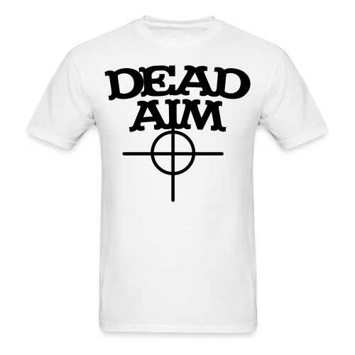 DEAD AIM T - Men's T-Shirt