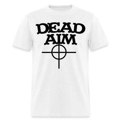 DEAD AIM T - Men's T-Shirt