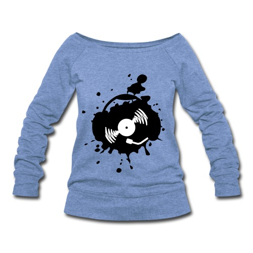 Music - Women's Wideneck Sweatshirt