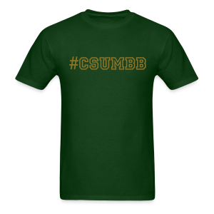 CSU Mens BB - #csumbb - Men's - Men's T-Shirt