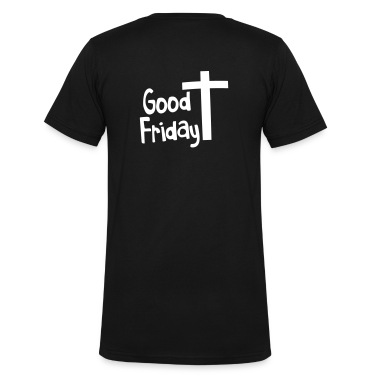 EASTER good friday with a Christian Cross T-Shirts