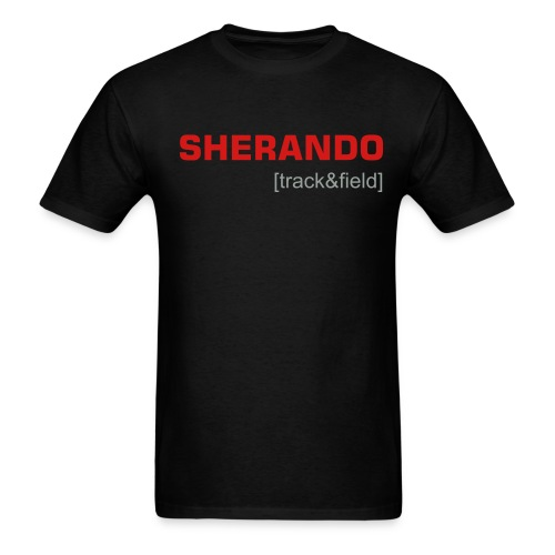 SHS Track&Field - Men's T-Shirt