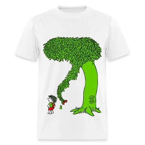 The Taking Tree - Men's T-Shirt