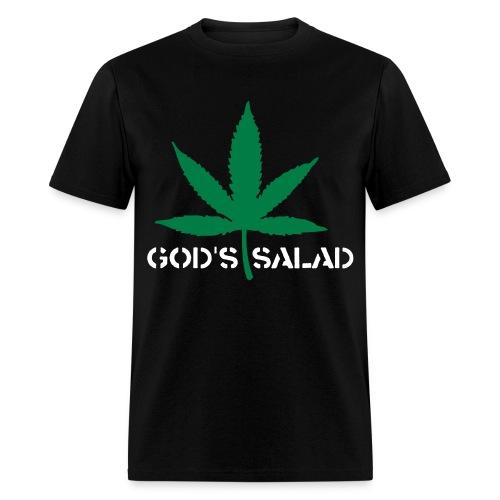 GODS SALAD - Men's T-Shirt
