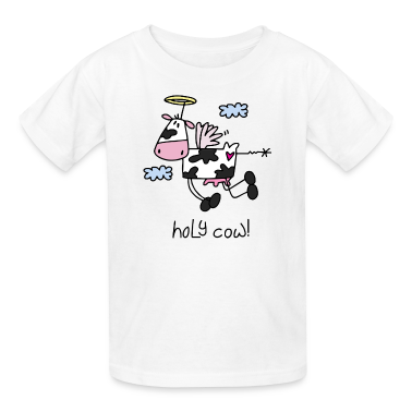 Holy Cow Kids' Shirts