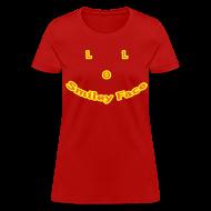 T-Shirts ~ Women's T-Shirt ~ LOL Smiley Face - T-Shirt - Womens