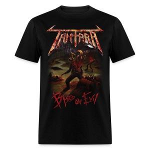 Based on Evil T-Shirt Unisex Black - Men's T-Shirt