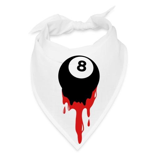 8 ball scarf - Bandana