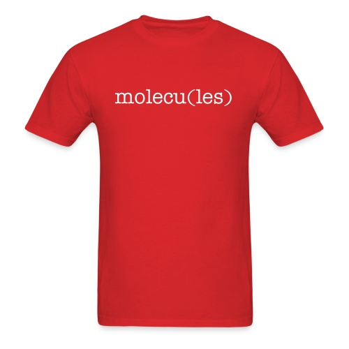 SCIENCES (LES) PRIDE SHIRT - Men's T-Shirt