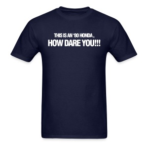 '80 How Dare You - Men's T-Shirt