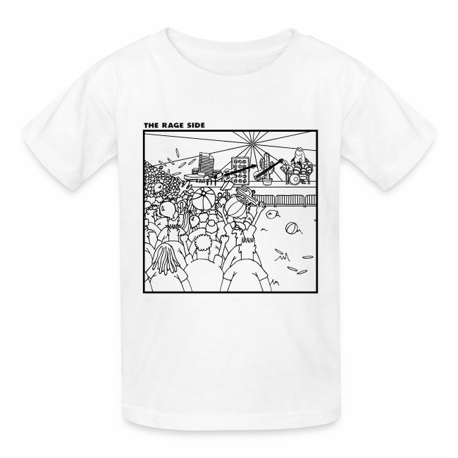 The Rage Side Kid's T-shirt