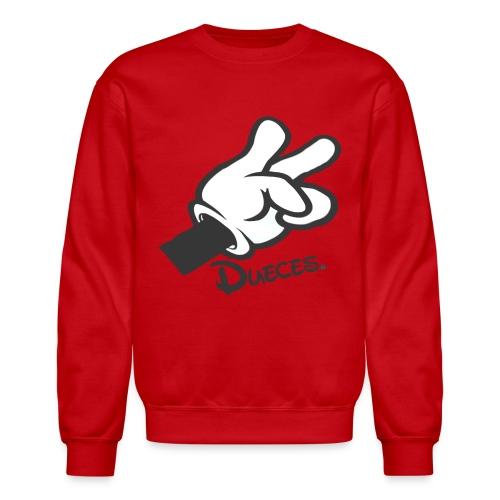 Dueces - Crewneck Sweatshirt