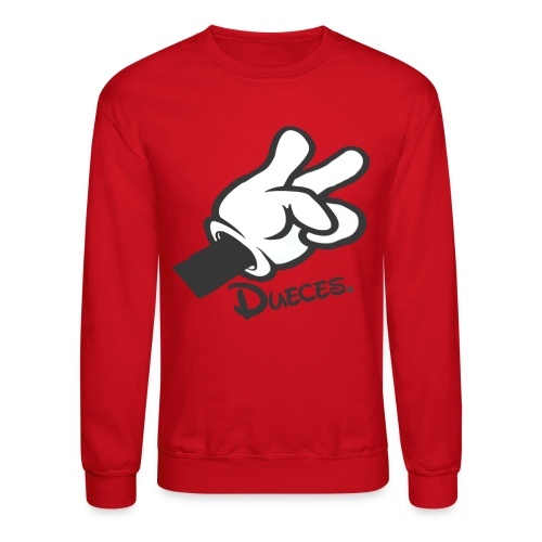 Dueces - Crewneck Sweatshirt