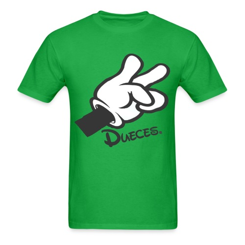 Dueces - Men's T-Shirt