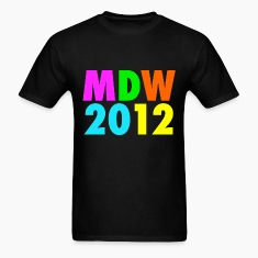Memorial Day Weekend 2012 MDW Design T-Shirts