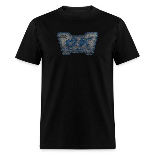 H. OK Retro Shirt - Men's T-Shirt