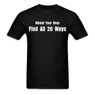 T-Shirts ~ Men's T-Shirt ~ Find All 20 Ways...