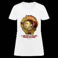 Women's T-Shirts ~ Women's T-Shirt ~ Change