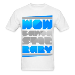 [BB] Wow Fantastic Baby - Men's T-Shirt