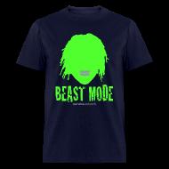 T-Shirts ~ Men's T-Shirt ~ Beast Mode - Marshawn Lynch -