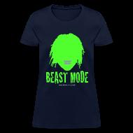 T-Shirts ~ Women's T-Shirt ~ Beast Mode - Marshawn Lynch -