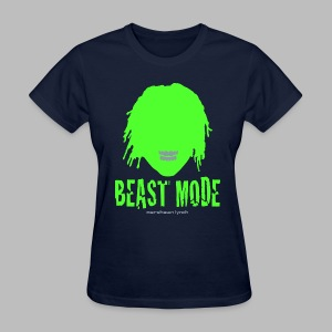 Beast Mode - Marshawn Lynch -  - Women's T-Shirt