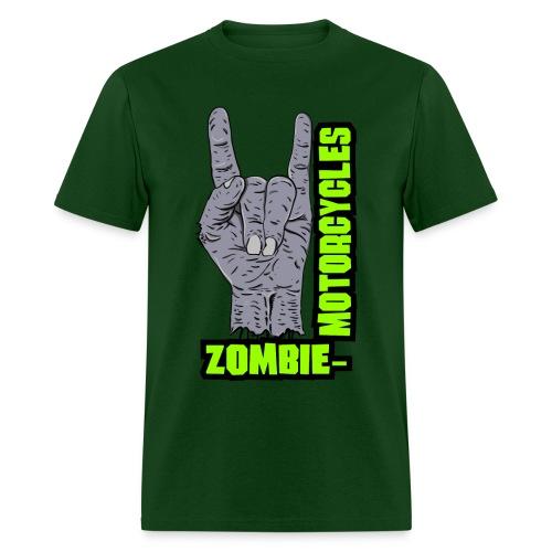 Punk Rock Z-M!! - Men's T-Shirt